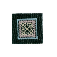Našitek samolepilni za jeans - Kvadratni 5,5 cm x 5,5 cm