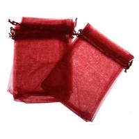 Organza vrečke 13x18 cm 10 kosov