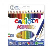 Akvarelne barvice Acquarell 24 kosov