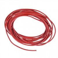 Usnjena vrvica različne barve 1,5mmx3 m