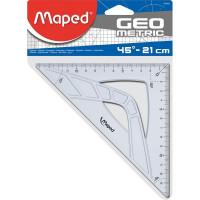 Trikotnik Geometric 21/45' 1 kos