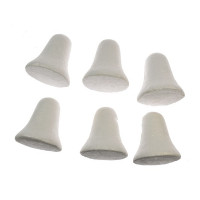 Zvončki iz stiroporja 7 cm 6 kosov