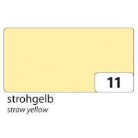 Barvni karton tonkarton A4 220g/m2 1 kos-Rumena svetla
