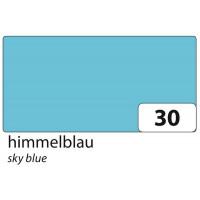 Barvni karton tonkarton A4 220g/m2 1 kos-Modra svetla