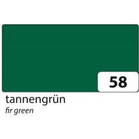 Barvni karton tonkarton A4 220g/m2 1 kos-Zelena temna