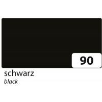 Barvni karton tonkarton A4 220g/m2 1 kos-Črna