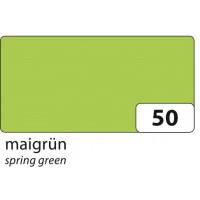 Barvni karton tonkarton format A4 220g/m2 1 kos-Zelena majska