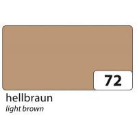 Barvni papir Tonpapir A4 130g/m2 1 kos -Light Brown