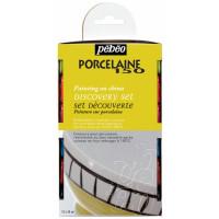 Set PORCELAINE 150 barv za porcelan 12x20ml