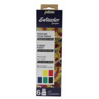 Set barv za tkanine SETACOLOR OPAQUE Initiation 6x20ml