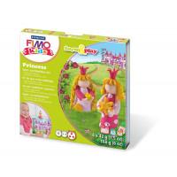 Set polimerne mase Fimo Kids Princess