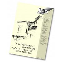 Blok za skiciranje A4 120g/m2 50 listov