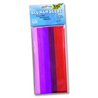 Svileni papir set - mix rdeč
