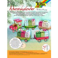Adventni koledar Božični vlak 60 delni