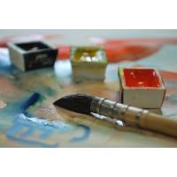 Akvarelne barve Watercolour v tabletki