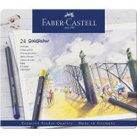 Barvice Goldfaber 24 kosov Faber-Castell