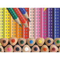 Posamične debele barvice Faber-Castell Jumbo Grip