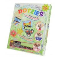 Diamond Dotz DOTZIES Green Art kit