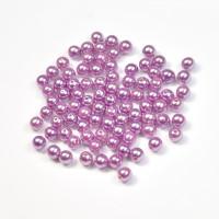 Perle voščene 8mm 20g oz cca 80 kosov