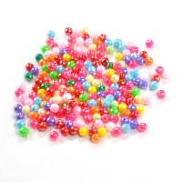 Pisane perle okrogle 6mm 20g