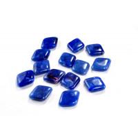 Perle akrilne štirikotne 14 kosov