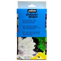 Set SETACOLOR OPAQUE barv za tkanine 12x20ml