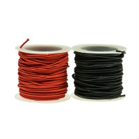 Elastika - elastična vrvica barvna 1,2 mm x cca 8 m