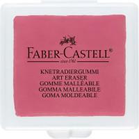 Barvna gnetljiva radirka Faber-Castell