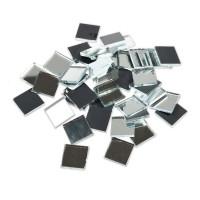 Mozaik zrcalca 20x20mm 125g cca 40kosov