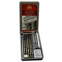 Set svinčnikov za risanje in senčenje 10/1 Koh-I-Noor