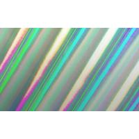 Hologramski karton vzorec črte 230g/m2 50cmx70cm 1 kos