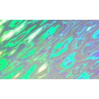 Hologramski karton vzorec ognja 230g/m2 50cmx70cm 1 kos