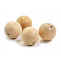 Lesene krogle 30mm 4 kosi