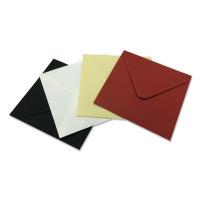 Barvna kuverta 160x160 mm 1 kos