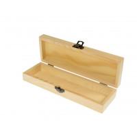 Lesena škatlica 21 x 7 x 4 cm, 1 kos