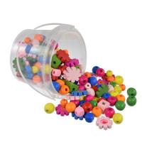 Perle lesene miks oblik in barv 100g
