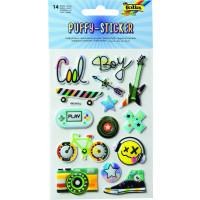 Nalepke Puffy sticker V 14 kosov