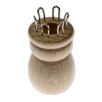 Orodje za pletenje 6 zank, 34 x 50 mm