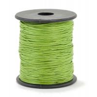 Tekstilna povoščena vrvica 1mmx2m