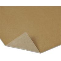 Recikliran papir 160g 100x70cm rjav 1 kos