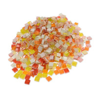 Mozaik Soft Glass 10 x 10 x 4 mm, 1 kg