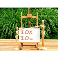 Platno slikarsko 10x10cm 380g/m2 1 kos