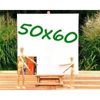 Platno slikarsko 50x60cm 380 g/m2 1 kos