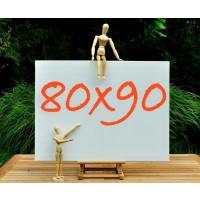 Platno slikarsko 80x90cm 380g/m2 1 kos