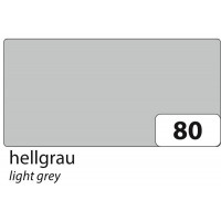 Barvni karton tonkarton format A4 220g/m2 1 kos-Siva svetla