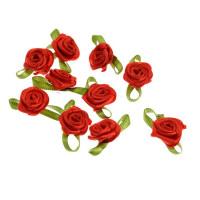 Svilena vrtnica 10 kos
