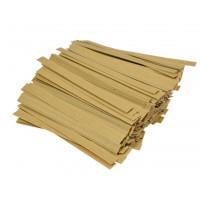 Papirnato zapiralo z žico10 cm, 500 kos