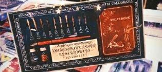 Veliki kaligrafski set