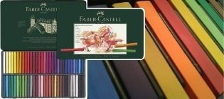 Faber Castell sfot pasteli