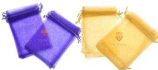 Organza vrečke za nakit in drobna presenečenja